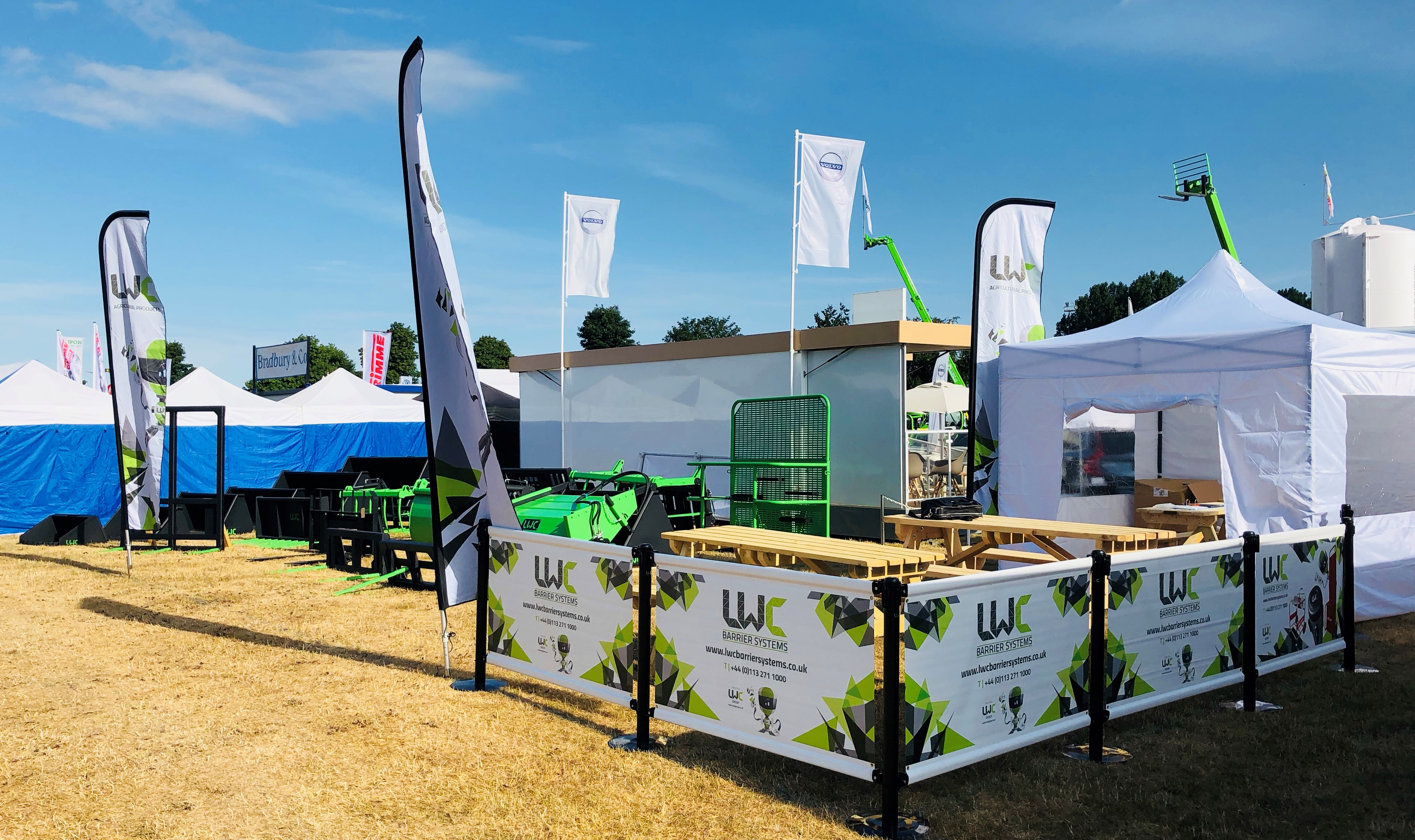 LWC to exhibit at Driffield Show 2021